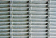 Decorative Wire Mesh in Stainless Steel Used for Curtains