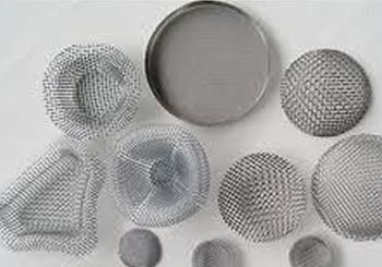 stainless steel wire mesh used in filtering