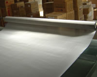 Stainless Bolting Cloth, Plain Woven, Screen Printing Mesh