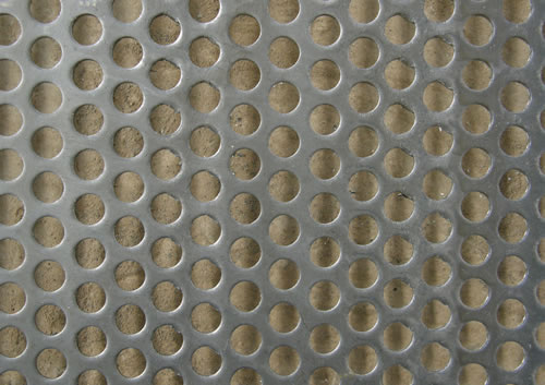 Perforated Stainless Steel Mesh Sheet Screen